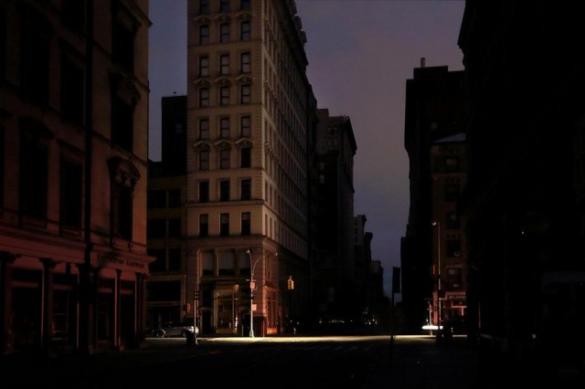 New York in Black by Christophe Jacrot (4)