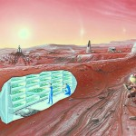 Plans for 80,000-person Mars Colony
