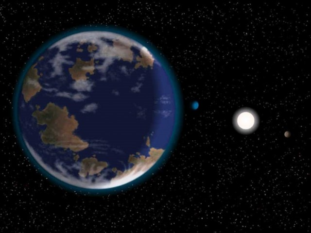 wordlessTech | Potentially Habitable Exoplanet discovered