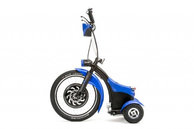 Qugo Personal electric transporter (7)