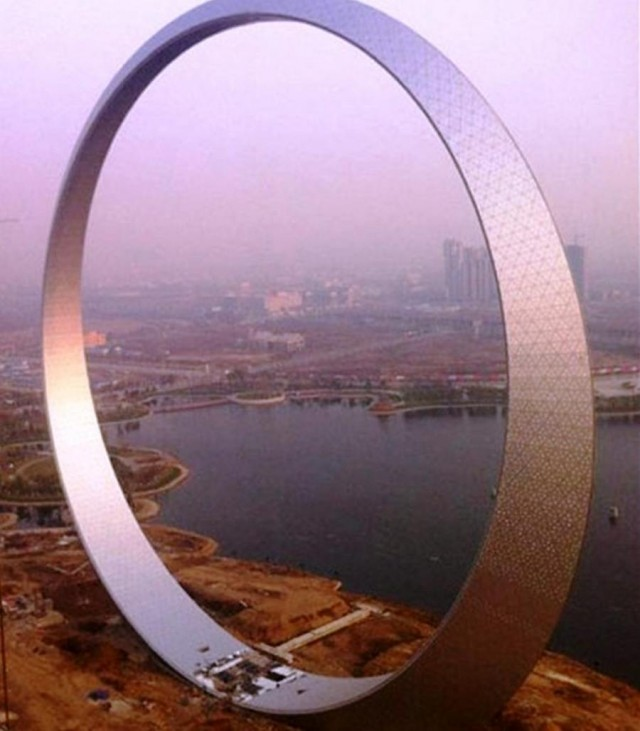 Ring of Life in China
