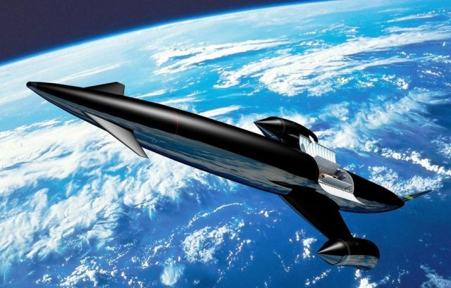 Skylon space plane obtains breakthrough new engines