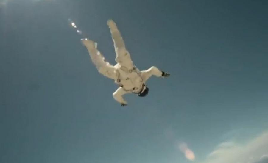 Space Dive - Red Bull Stratos Documentary BBC