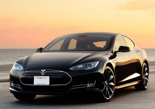 Tesla Model S among Time's magazine best inventions of 2012