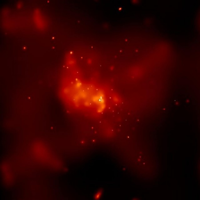 The Milky Way's Black Hole unleashes the brightest Flare ever