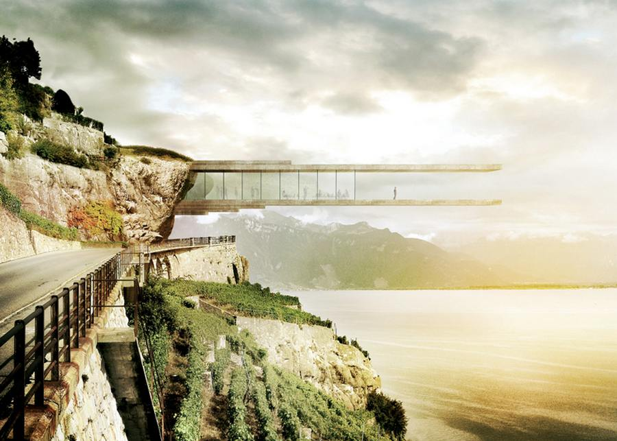Wine Museum in Lavaux by Mauro Turin Architectes (5)
