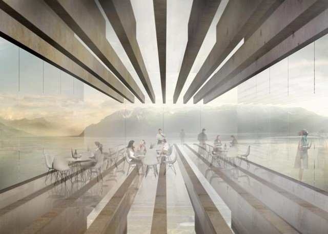 Museum in Lavaux by Mauro Turin Architectes (1)