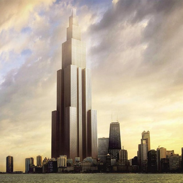 World's tallest building will be built in 90 days (3)