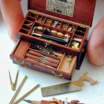World smallest replica tool chest?