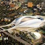Zaha Hadid to design new Tokyo National Stadium