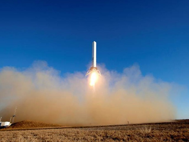 A Giant Leap for Space Exploration by SpaceX