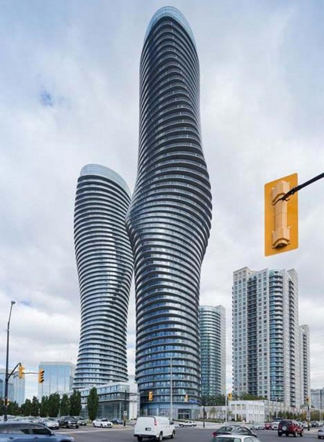 Absolute Towers by MAD Architects completed