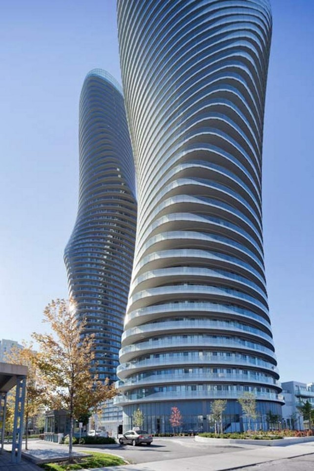 Absolute Towers by MAD Architects completed (2)