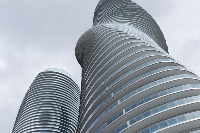 Absolute Towers by MAD Architects completed (3)