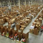 Amazon's warehouse