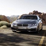 BMW 4 Series Coupe concept (1)