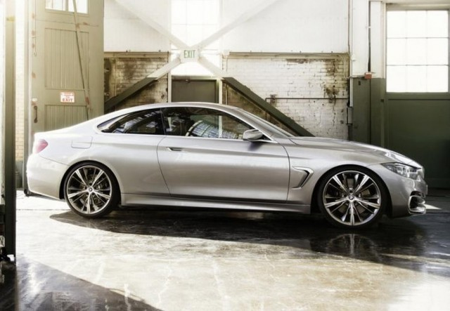 BMW 4 Series Coupe concept (11)
