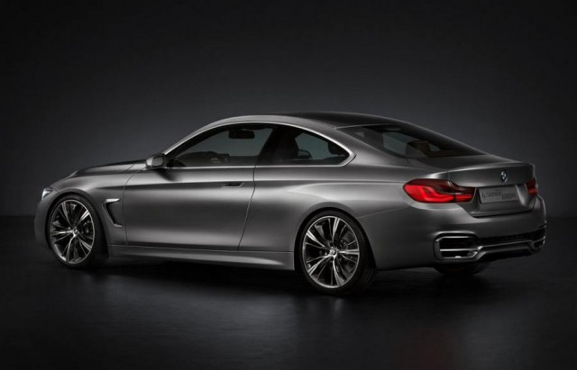 BMW 4 Series Coupe concept (8)