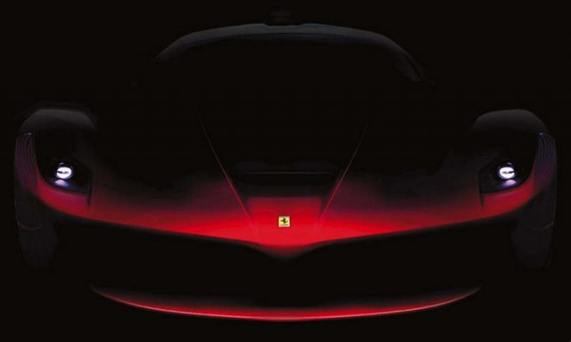 Ferrari F70 first official images