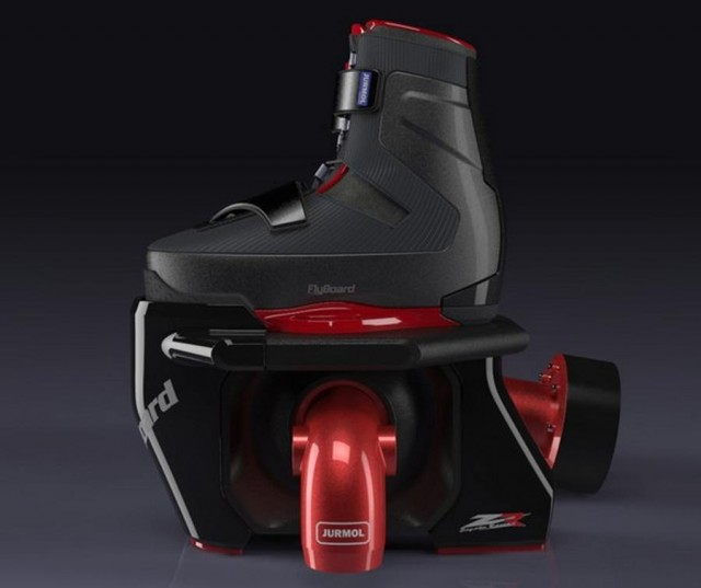 Flyboard watersports concept (3)