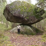 Giant Rock naturally finds Balance