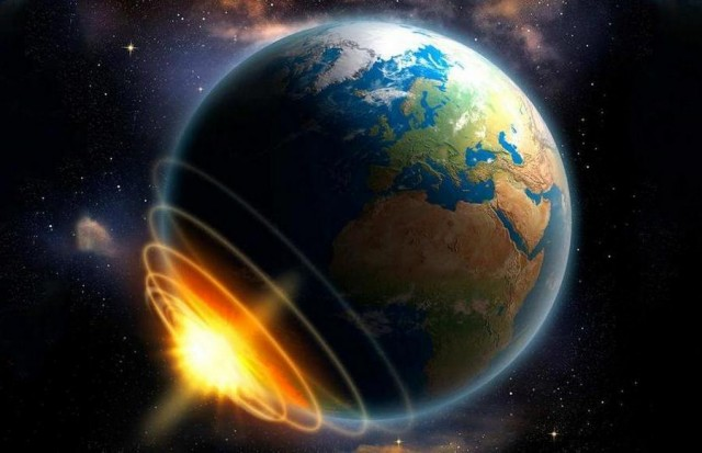 How the World might actually End- Infographic