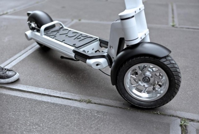 JAC electric Scooter
