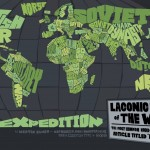 Laconic History of our World Map