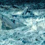 Largest Iceberg break-up ever filmed
