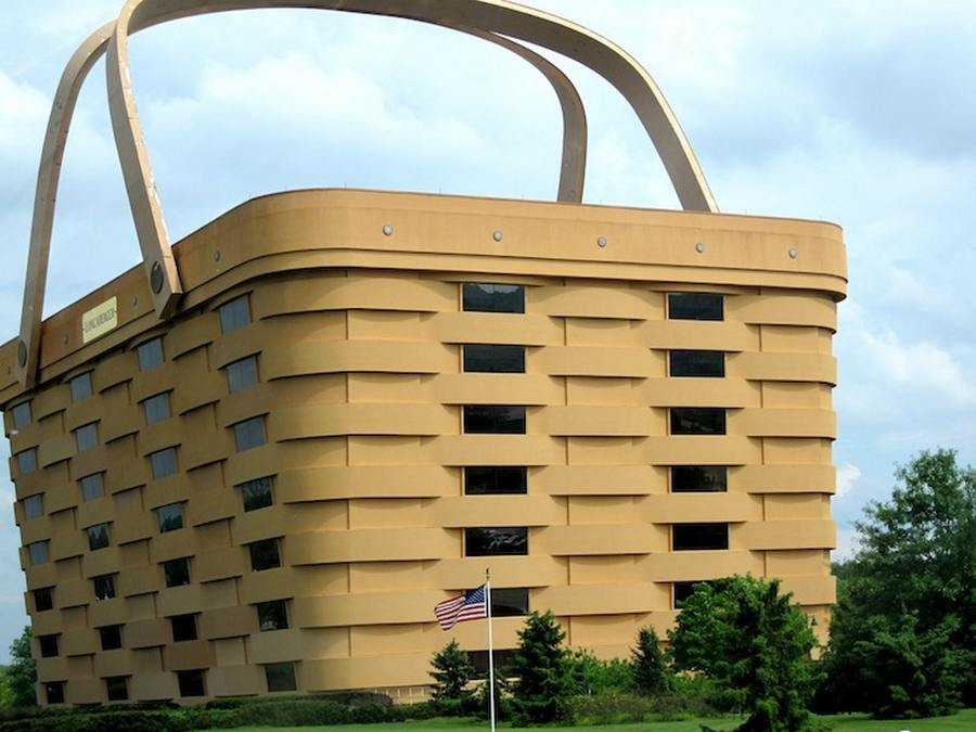Longaberger Basket Office Building Wordlesstech