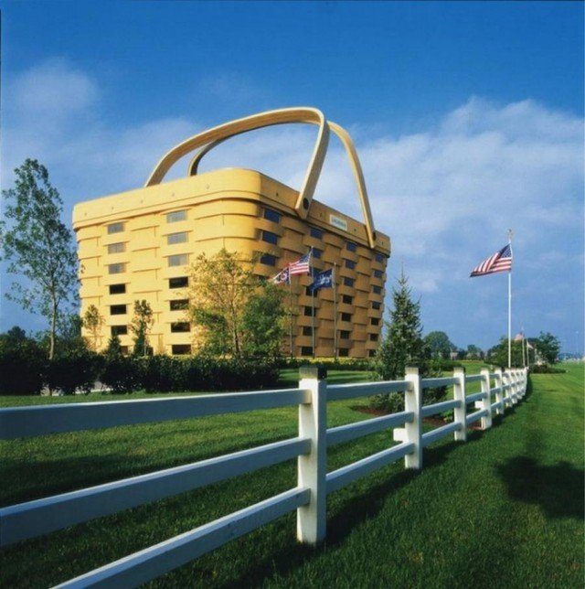 Longaberger Basket Office Building (1)