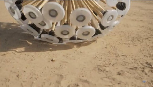 Low Cost Land Mine Detonator