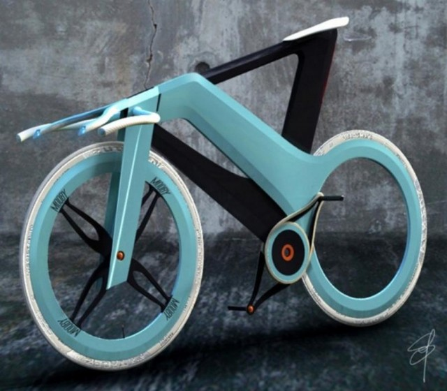 Mooby Bike concept