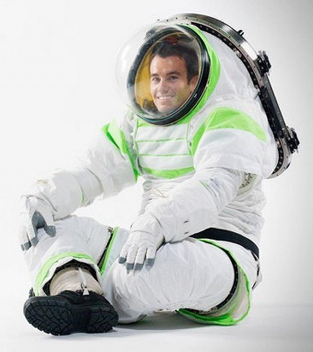 NASA's Z-1 new Spacesuit