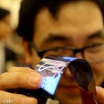 Samsung 5.5 Inch Flexible Display