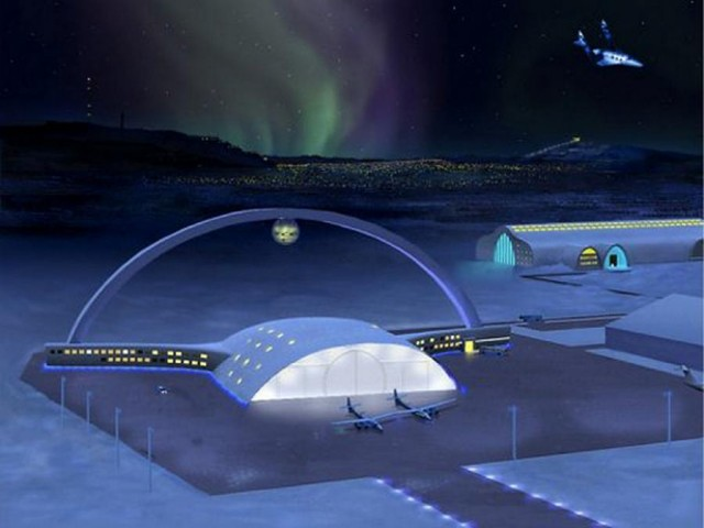 Spaceport Sweden to provide Commercial Space Flights