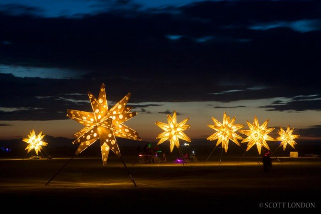 Starlight Project - Burning Man