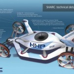 Subaru SHARC won the 2012 Design Challenge