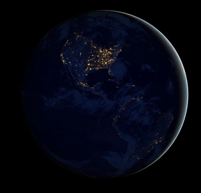 The Black Marble- Earth at Night 2012