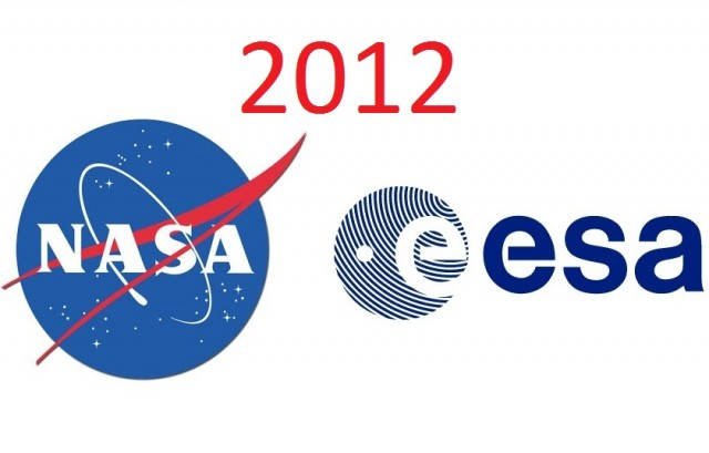 The Year in Space by NASA and ESA