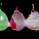 Water-Balloons in High Speed Photography