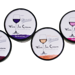 Wine Ice Cream by Mercer's