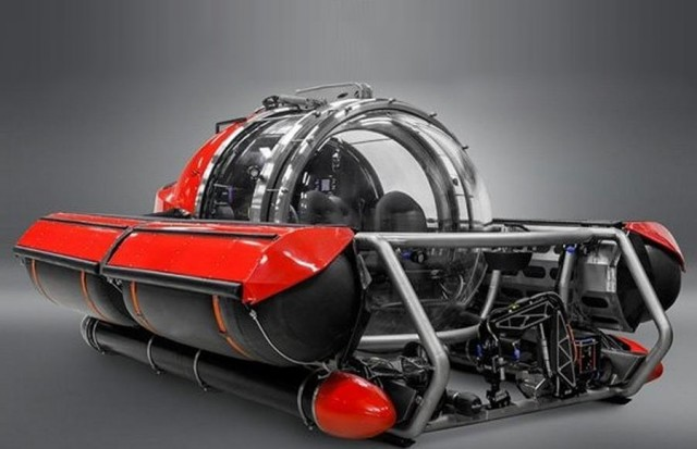 World's first Subsea Limousine