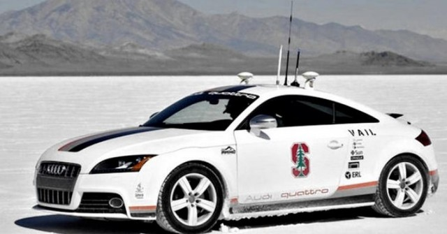AUDI obtains license to test self-driving cars in Nevada