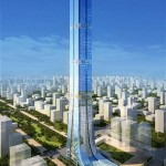 Evergrande Tower by Terry Farrell