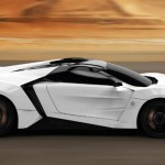 Exclusive LykanHypersport priced at $3,400,000