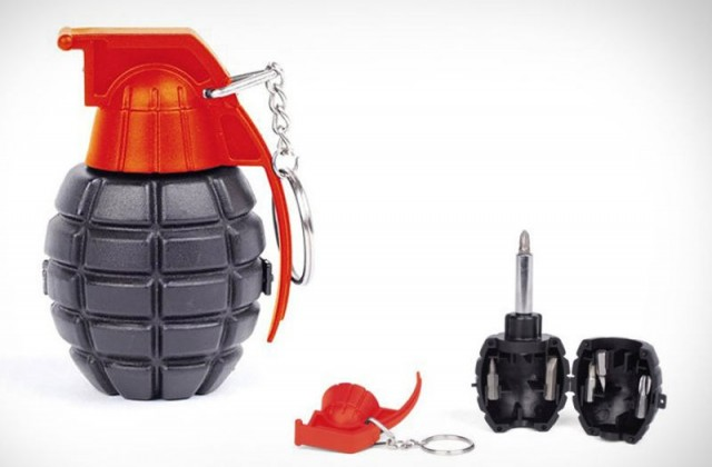 Grenade Screwdriver Set
