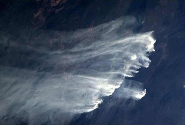 images of Australian Wildfires