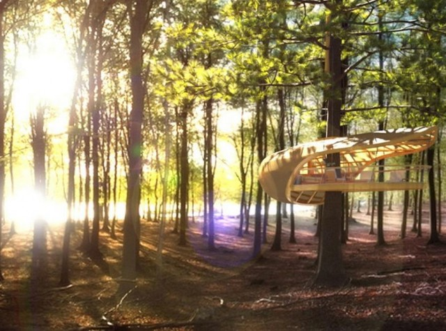 Luxury Treehouse- the ultimate Comfort in Nature (2)