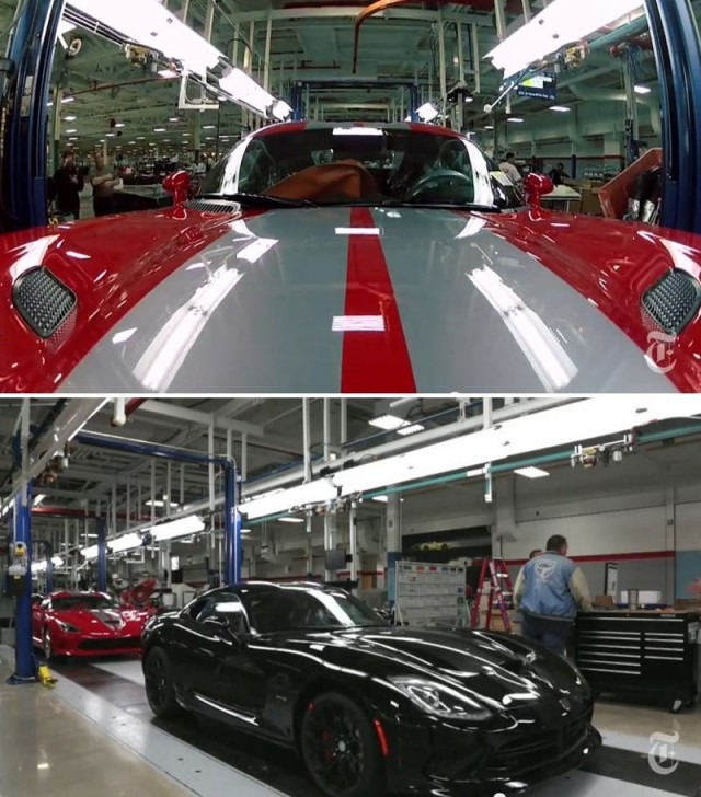 Manufacturing a Viper- Behind the Scenes Look